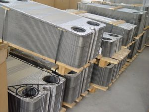 Plate Heat Exchanger Plates and Gaskets